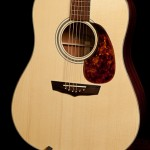 Handmade mahogany dreadnought guitar G65