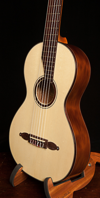 Ancient Kauri Guitar, Custom Lichty Dream Guitar