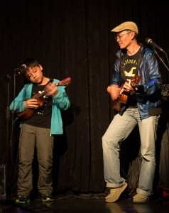 Fri night jam - David Chen and Brian