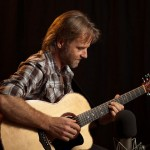 Geoff Achison at Peterson Amphitheater, TFAC