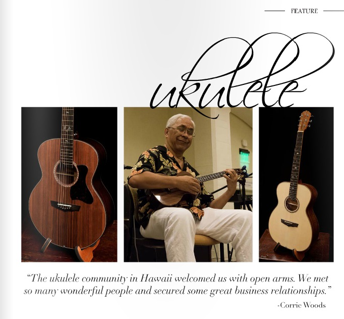 Life in our Foothills Lichty Guitars Feature