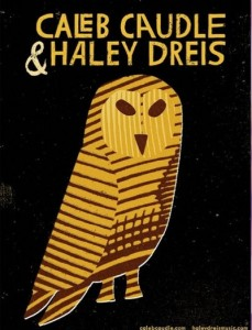 Caleb Caudle and Haley Dreis tour