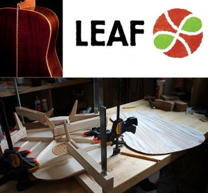 LEAF Guitar Raffle Video