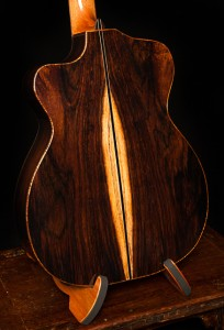 Custom Acoustic Guitar BRW