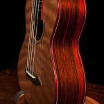 Long Neck Tenor Ukulele, Asian Rosewood, U51