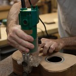 Long Neck Tenor Ukulele construction