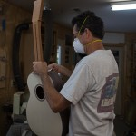 Madagascar Rosewood Guitar Construction, G73 – page 2