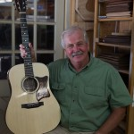 Terry Schager, Guitar Building Workshop June 2013
