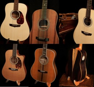 Lichty Dreadnought Guitars