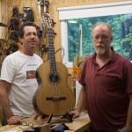 One-on-one Guitar Building Workshop - Ki Wells guitar