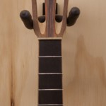 Asian Rosewood Long Neck Tenor Ukulele Construction U55