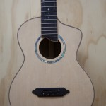 Chechen Long Neck Tenor Ukulele, U60-66