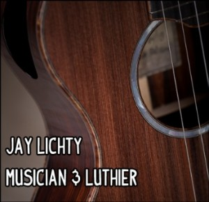 The Ukulele Review, Jay Lichty