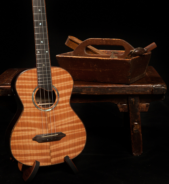 Wenge Long Neck Tenor Ukulele, U69