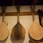 Luthier shop of James Condino