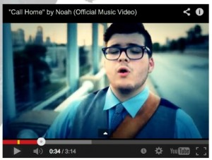 Noah Guthrie - Official Video - Call Home