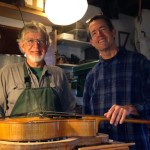 In the Luthier Shop with Tom Ribbecke