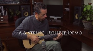 Video: Six String Ukulele/Gukulele