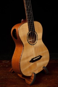 Lacewood Long Neck Tenor Ukulele, U85-7