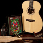 Win a Guitar – 2015 Guitar Raffle for LEAF