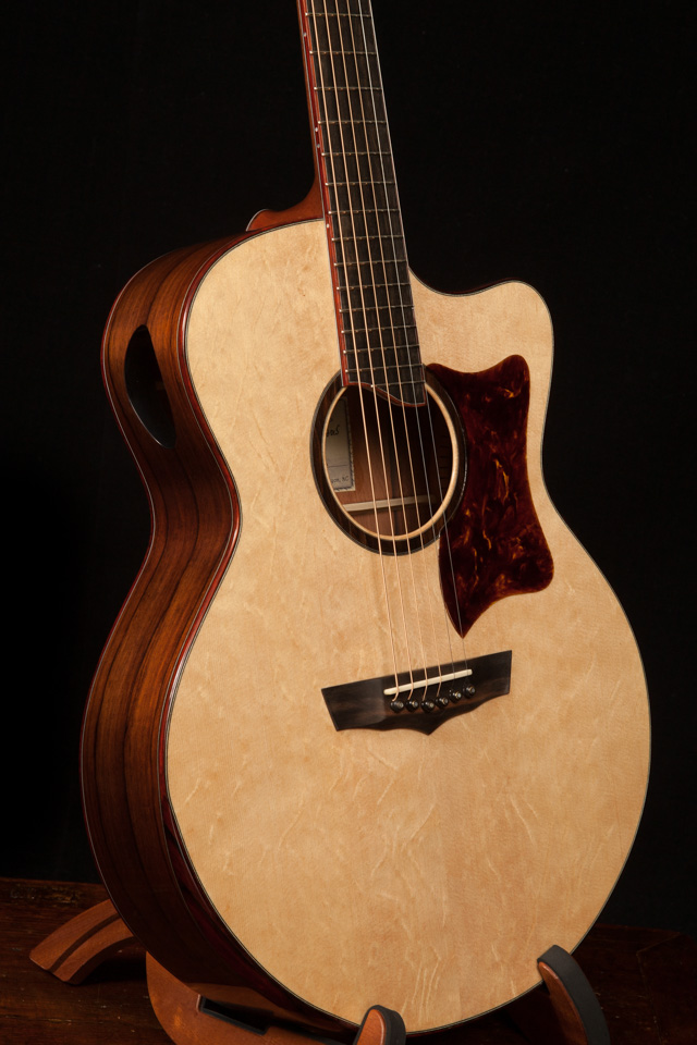 handcrafted acoustic guitars for sale lichty guitars. Black Bedroom Furniture Sets. Home Design Ideas