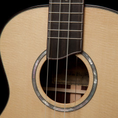 Custom Left Handed Tenor Ukulele, U100