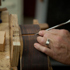 Ukulele Building Workshop Jan 2016 Day Four