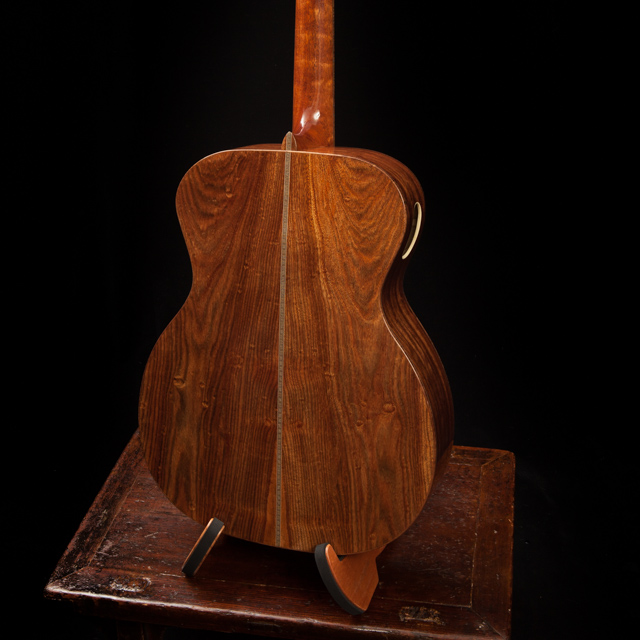 Bubinga Guitars and Ukuleles