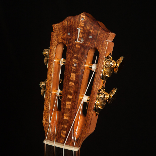 Custom Ukulele Headstock