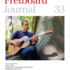 Fretboard Journal Lichty Guitars Workshop Journal