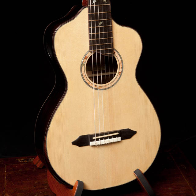 Brazilian Roseewood Custom Bard Guitar