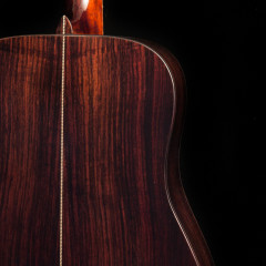 Indian Rosewood Guitars and Ukuleles