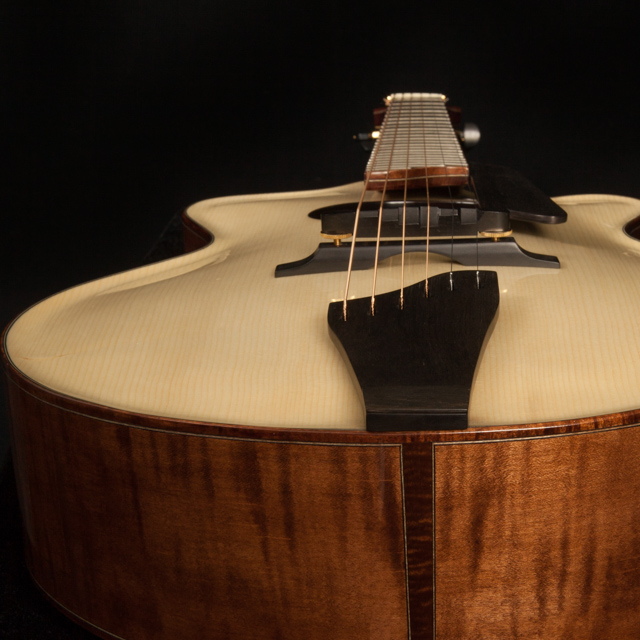how to build an archtop guitar