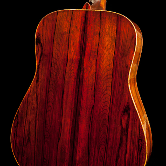 Lichty Custom Dreadnought Guitar