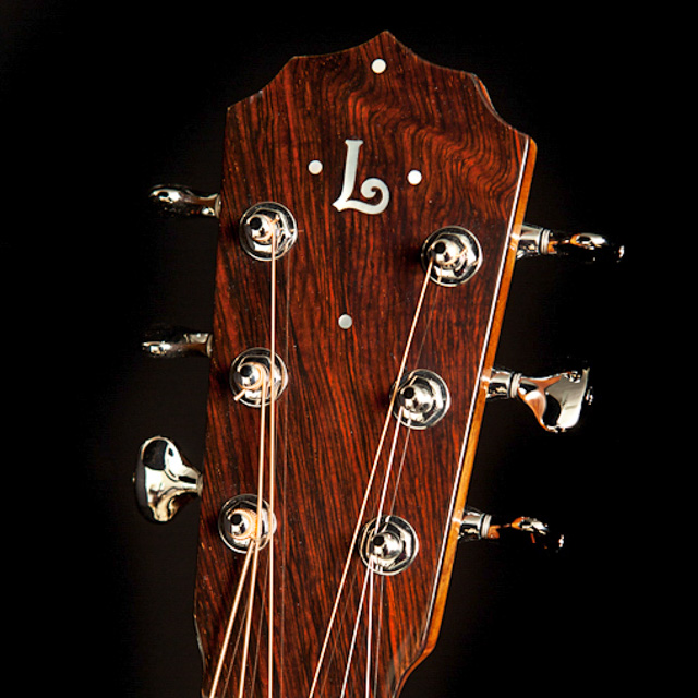 Lichty Custom OM Guitar