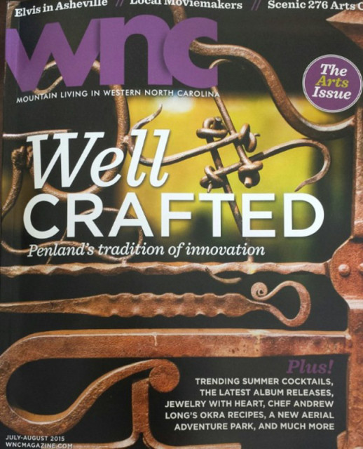 WNC Magazine Lichty Guitars