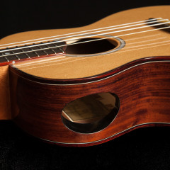 American Lutherie Magazine – Side Soundports