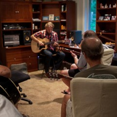 Geoff Achison Guitar Master Class Tryon 4.30.2016