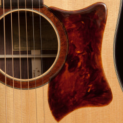 Handcrafted Guitar Pickguard
