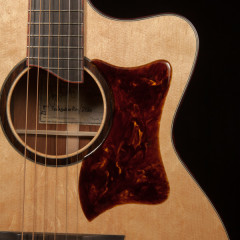 Handcrafted Pickguard