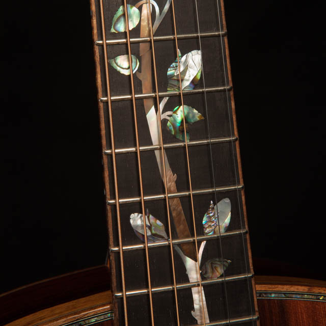 Custom Guitar Inlay