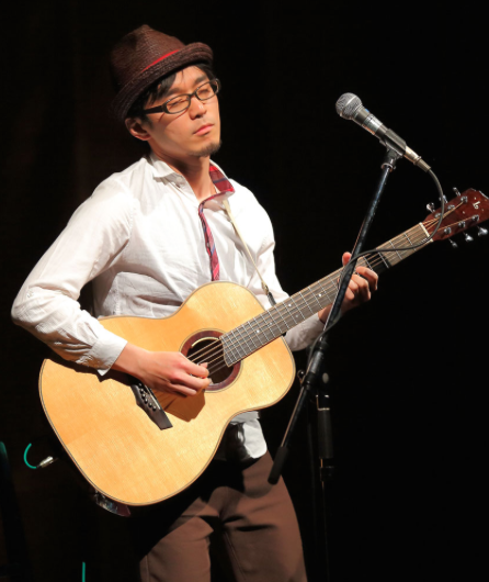 Shohei-Toyoda-image courtesy Acoustic Guitar World