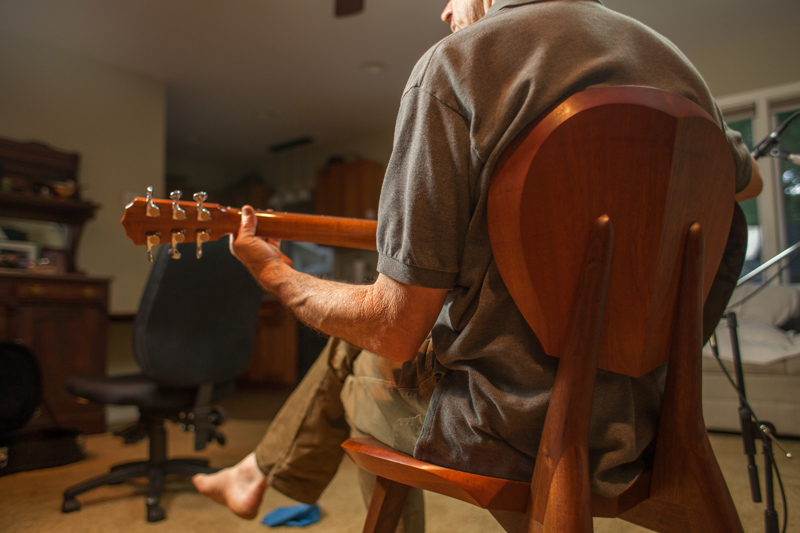 Sonus Chair a Guitar Players Dream Lichty Guitars