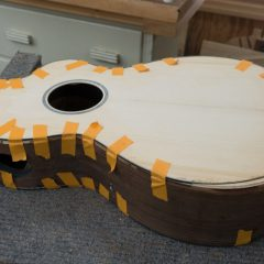Acoustic Guitar Construction Lichty G101