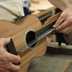 Custom Five String Ukulele Construction U113