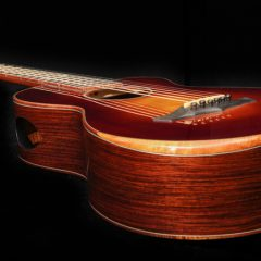 G101 Custom Parlor Guitar