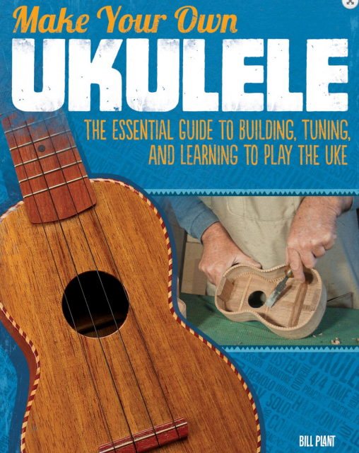 Make Your Own Ukulele Book