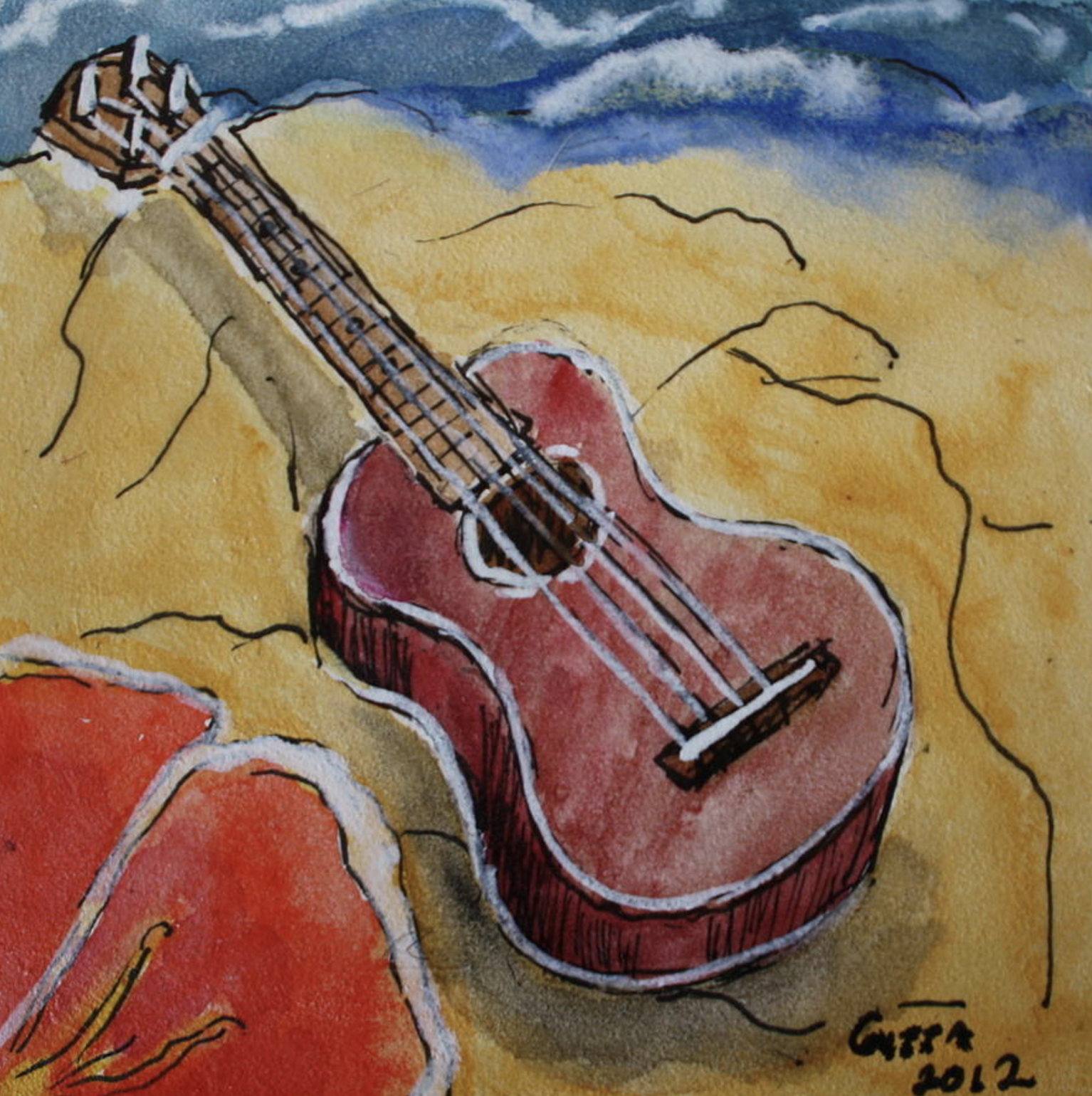 Ukulele Artwork
