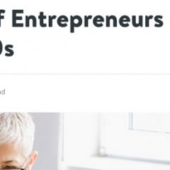 Entrepreneurs Who Hit It Big After Their 30s
