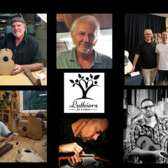 Luthiers for a Cause and Lichty Guitars